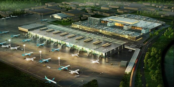 Ramenskoye-airport